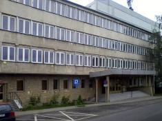 Budynek Unitra TOMI  zdjęcie