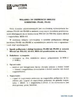 Współpraca FS_032 z WS_418 cz2 zdjęcie