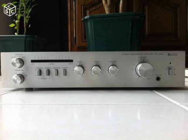Dynamic Speaker DS 440 source:leboncoin.fr