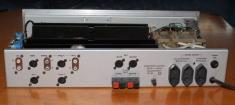 PW 7020/WS 401 S jako Brandt A 4024, koncówka mocy 4x KD 503 tył source: http://www.audiovintage.fr/