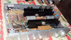 Brandt A4024 końcówka mocy 4x KD 503 source:audio vintage