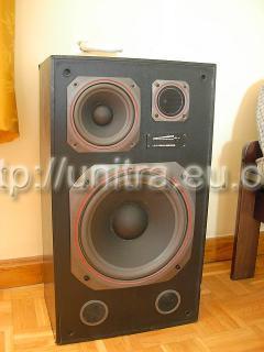 Zestaw głośnikowy Alton 110 Disco