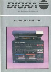 DIORA - SMS-1001 MUSIC SET zdjęcie