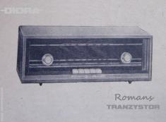 DIORA - Romans TRANZYSTOR  zdjęcie