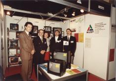 STOISKO BIAZET -DOMEXPO MTP Poznań -X 1992