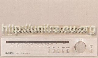 Diora AS-203 D tuner Unitra zdjęcie