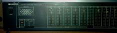 Rzut na panel przedni korektora FS 030