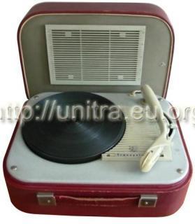 Gramofon Tranzyston