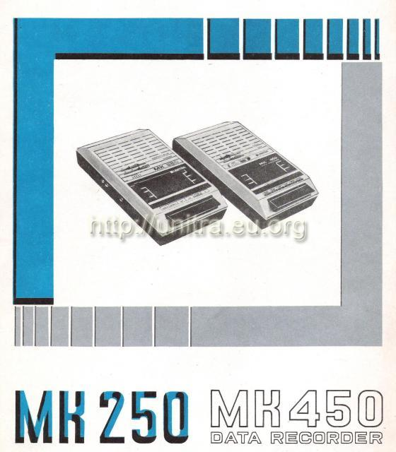 MK250 i MK 450 zdjęcie