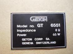 [rafal tomaszuk] Eksport GT 6551 zdjęcie