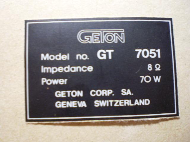 [rafal tomaszuk] Eksport GT 7051 zdjęcie