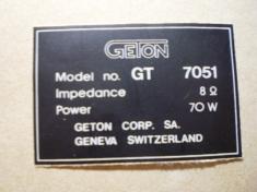 [rafal tomaszuk] Eksport GT 7051