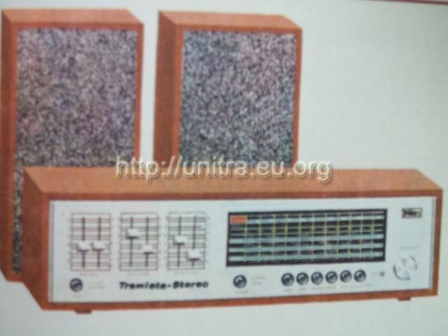 Trawiata stereo zdjęcie