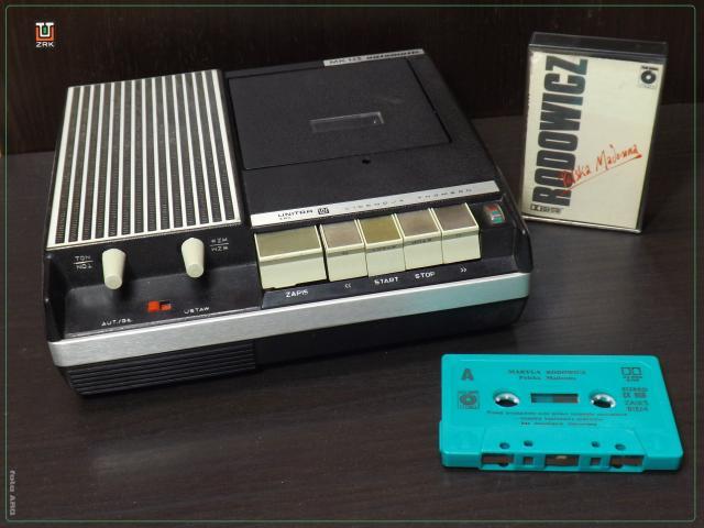 UNITRA ZRK - magnetofon MK-125 - foto ARQ.JPG