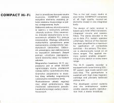 compact stereo hi fi 2 (otto) zdjęcie