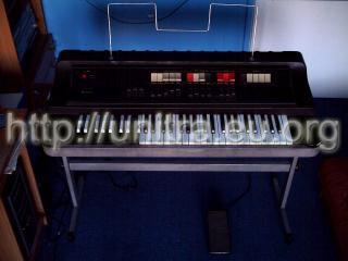 Organy Unitra Eltra B-11