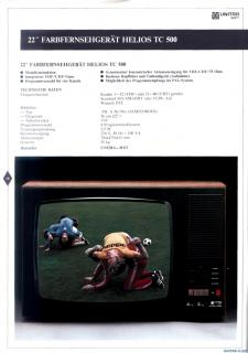 Helios TC500 z katalogu Unitry