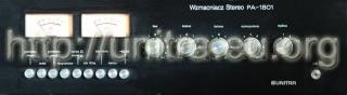 Wzmacniacz PA 1801 zdjęcie