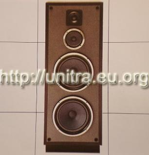 Tonsil ZgC 80-8-559 Unitra kolumny zdjęcie