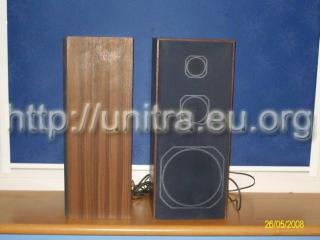 Tonsil ZgP 25-8-555 Unitra kolumny zestaw głośnikowy  zdjęcie