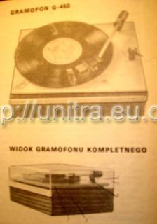 Fonica G-450 zdjęcie