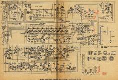 rys. 26 Schemat elektroniczny magnetofonu TS 40-75.JPG