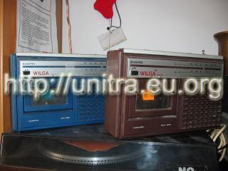 ZWM Lubarow Wilga RM 301 radiomagnetofon Unitra