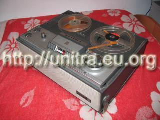 ZRK ZK-140T magnetofon szpulowy Unitra zdjęcie