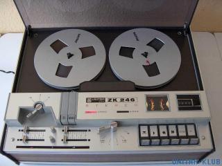 Magnetofon klasy StandartZK-246 zdjęcie